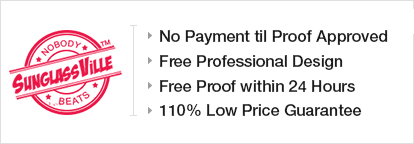 Free Shipping | Free Design | No Payment til Proof Approved | 110% Low Price Guarantee